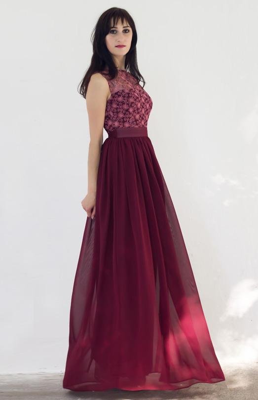 Платье марсала киев купить