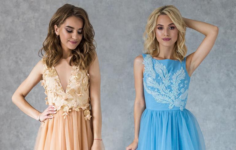 Платья на выпускной 2020: модные фасоны