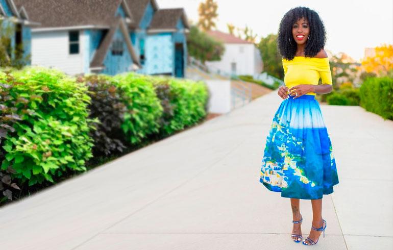 Какие юбки будут в моде летом 2017