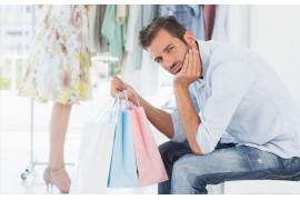 Почему парни не любят ходить по магазинам