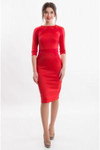 Нарядное повседневное платье фото