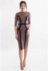 Платье делового стиля фото
