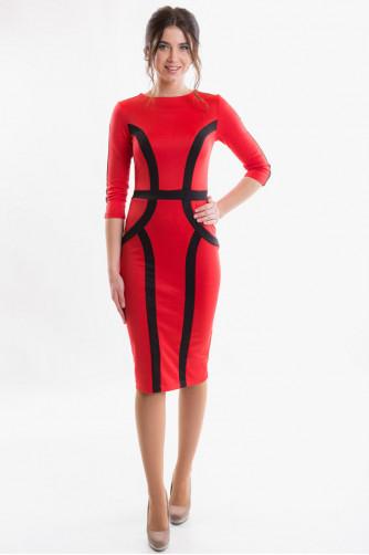 Женское деловое платье в Киеве - Фото 1