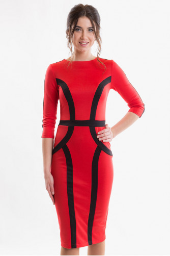 Женское деловое платье в Киеве - Фото 2