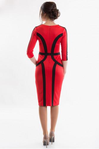 Женское деловое платье в Киеве - Фото 3