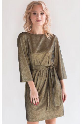 Стильное коктейльное платье блестящее купить в Киеве - цена, фото ... cd6de84e66f