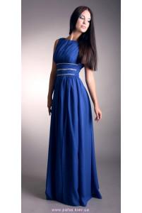 Платье в греческом стиле с камнями фото