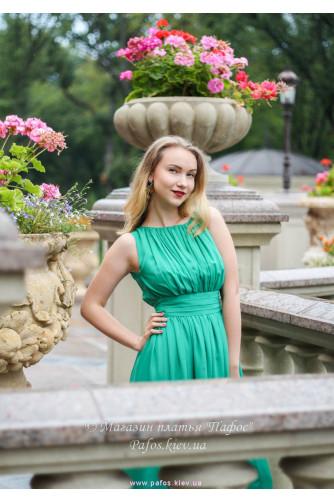 Зеленое в пол в Киеве - Фото 3