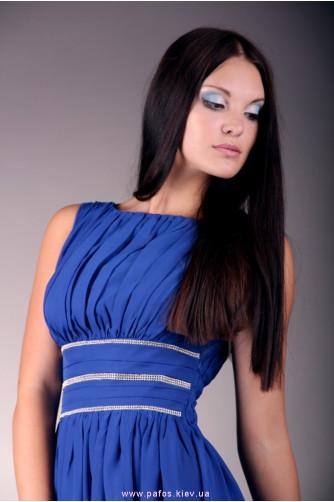 Платье в греческом стиле с камнями в Киеве - Фото 3