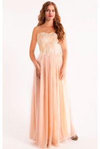 Свадебное платье на корсете фото