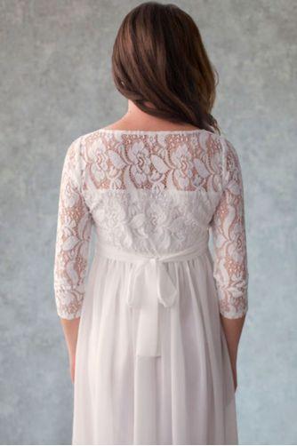 Белое платье для беременных в Киеве - Фото 2