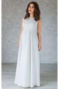 Свадебное платье для беременных фото