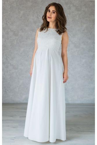 Свадебное платье для беременных в Киеве - Фото 1