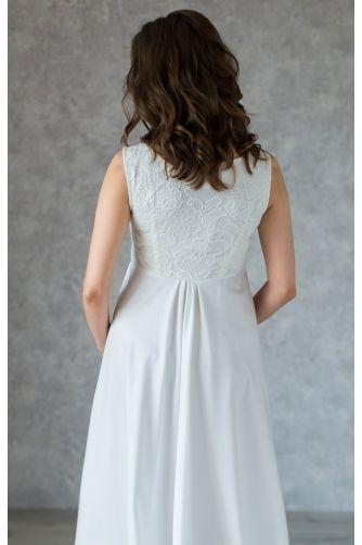 Свадебное платье для беременных в Киеве - Фото 3