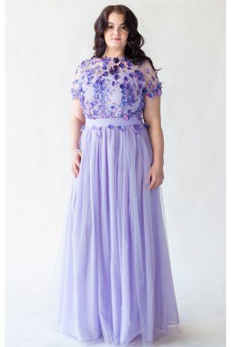 Необычное платье для полных в Киеве - Фото 1