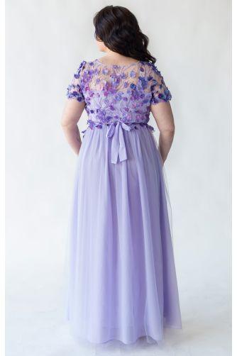 Необычное платье для полных в Киеве - Фото 2