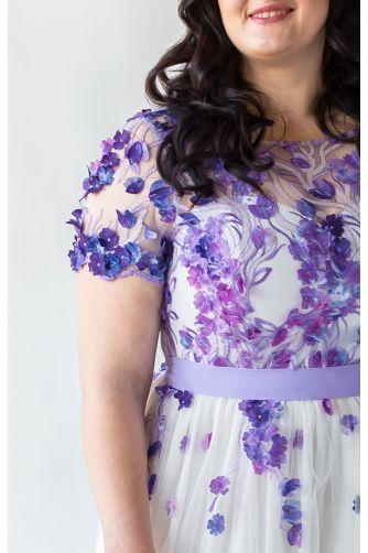 Свадебное платье фото новой юбкой