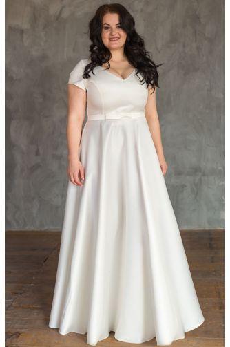 Свадебное платье для полных в Киеве - Фото 1