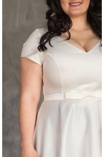Свадебное платье для полных в Киеве - Фото 2