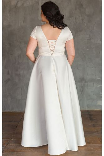 Свадебное платье для полных в Киеве - Фото 3