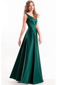 Платье с декольте фото
