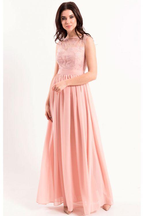 a6c321389c6 Вечернее платье с шифоновой юбкой купить в Киеве - цена