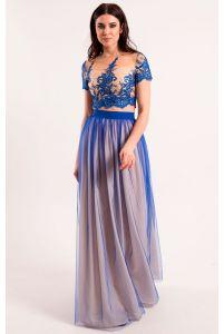 Необычная длинная юбка фото