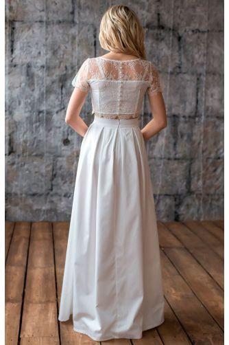 Стильная свадебная юбка в Киеве - Фото 2