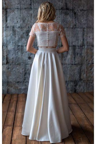 Свадебная юбка солнце в Киеве - Фото 2