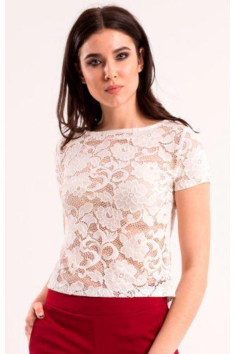 Кружевная блуза женская в Киеве - Фото 1