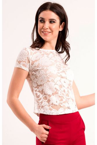 Кружевная блуза женская в Киеве - Фото 2