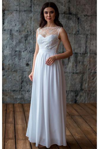 Легкое свадебное платье в Киеве - Фото 1
