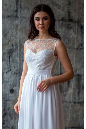 Легкое свадебное платье в Киеве - Фото 2