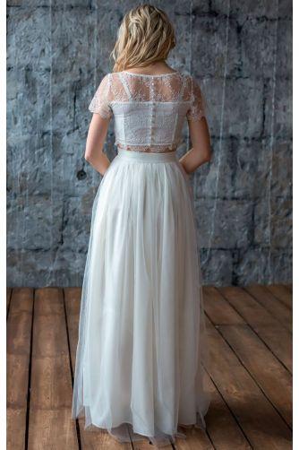 Необычное свадебное платье в Киеве - Фото 3