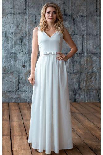 Прямое свадебное платье купить в Киеве - цена, фото, описание ... 8b1b1c5b033