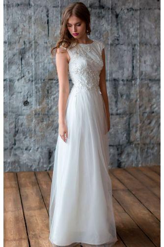 9553291e795 Свадебное платье с открытой спиной купить в Киеве - цена