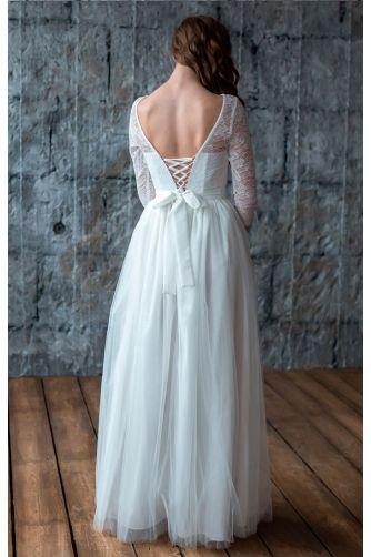 Свадебное платье принцесса в Киеве - Фото 2
