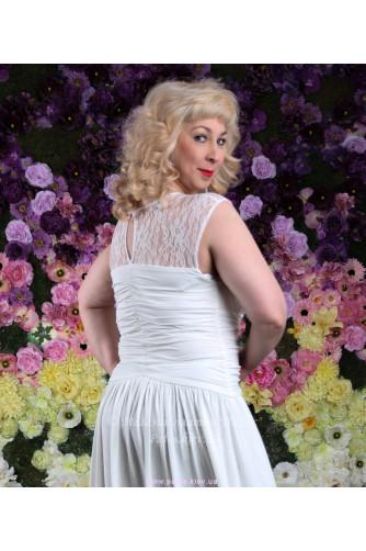 Свадебное платье большого размера в Киеве - Фото 2