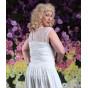 Свадебное платье большого размера - модель 2