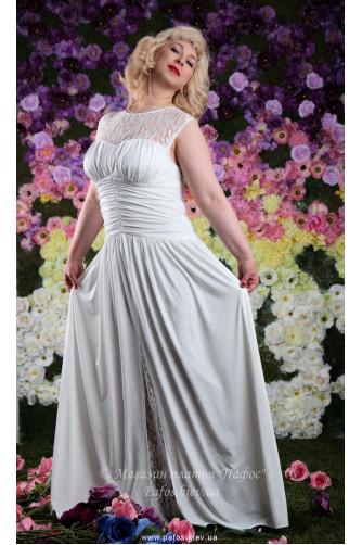Свадебное платье большого размера в Киеве - Фото 3