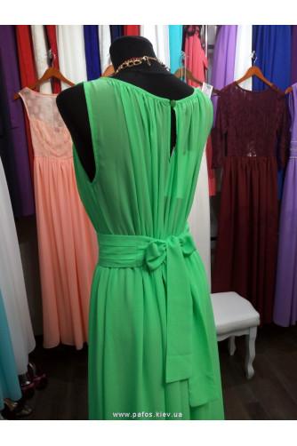 Ярко зелёное платье в Киеве - Фото 3