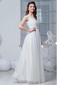 Белое платье невесты фото