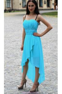 Платье с хвостом фото