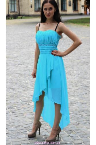 Платье с хвостом в Киеве - Фото 1