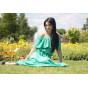 Модное платье в горошек - модель 4