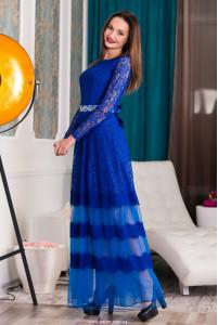 Нарядное платье вечернее фото