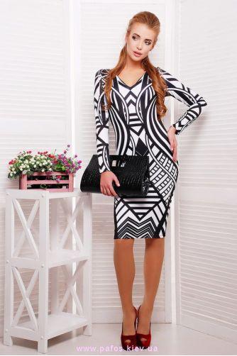 Платье в полоску в Киеве - Фото 1