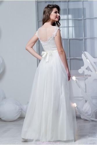 Белое платье невесты в Киеве - Фото 2