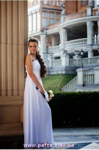 Свадебное в греческом стиле в Киеве - Фото 3