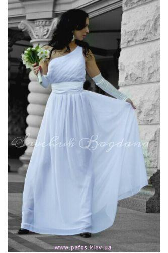 Свадебное в греческом стиле в Киеве - Фото 1